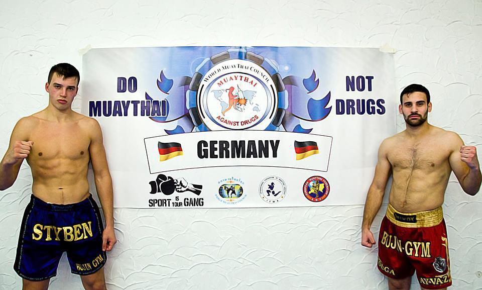 Muay Thai gegen Drogen