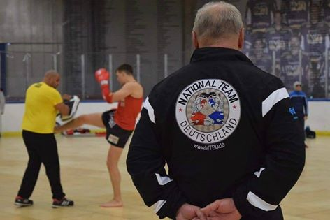 National Team Germany Muaythai