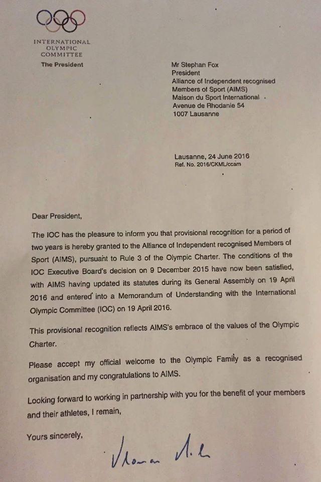 IOC Muaythai