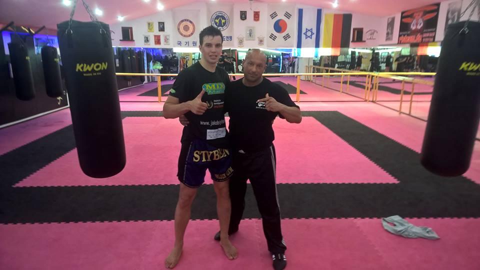 Kampfsportschule Zweibrücken mit Jakob Styben