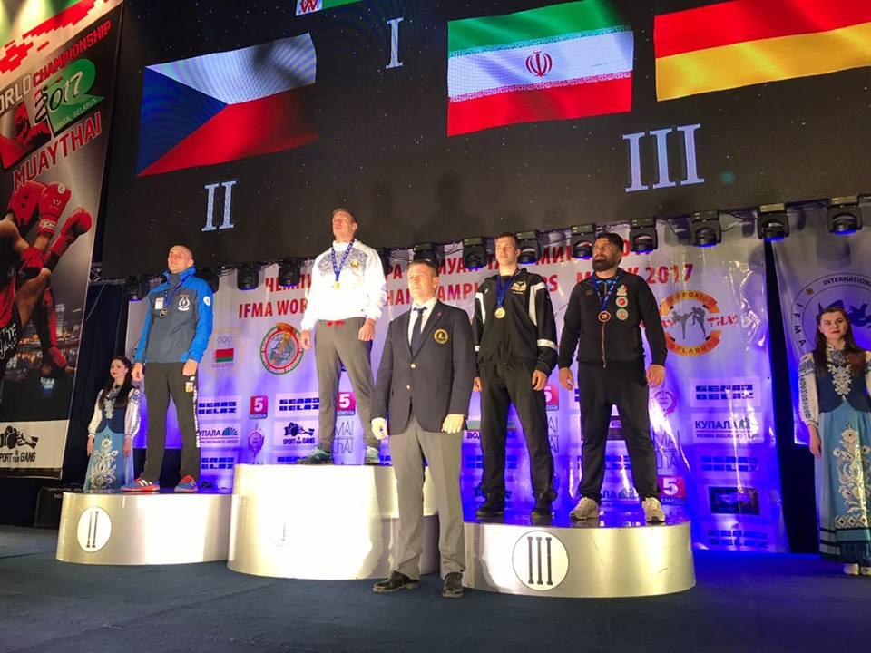 Weißrussland Thaiboxen, Germany