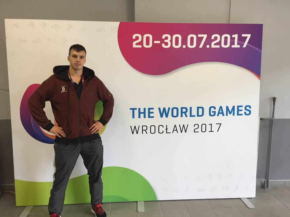 Im Halbfinale, Muaythai, World Games