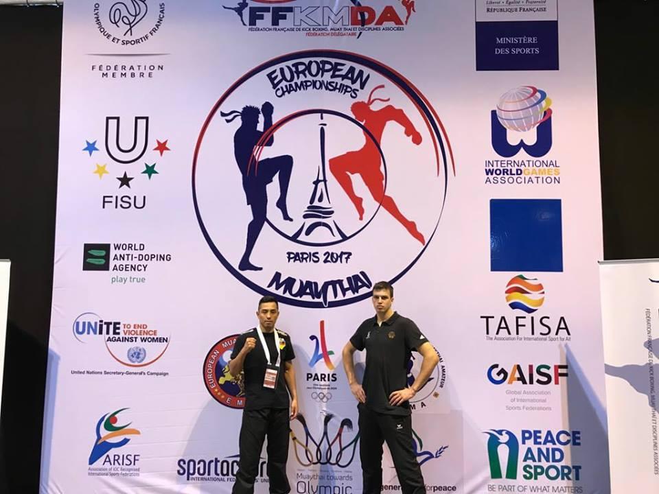 Paris Kickboxen
